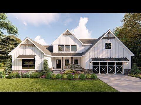 20+ Modern farmhouse model homes info
