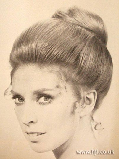 Astounding Hairstyle For Long Hair Updo And 1960S On Pinterest Short Hairstyles Gunalazisus