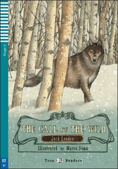 The Call of the Wild, autores: Jack London