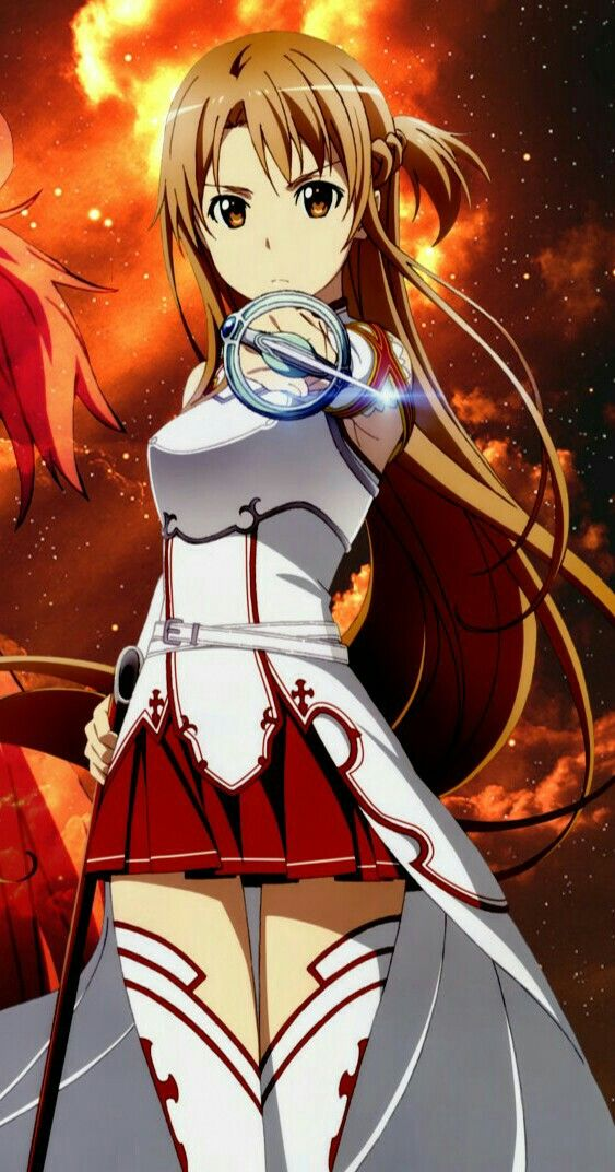 Pin By Dillon Pabrezis On Anime And Manga Sword Art Online Wallpaper Sword Art Sword Art Online Asuna Asuna anime wallpaper android