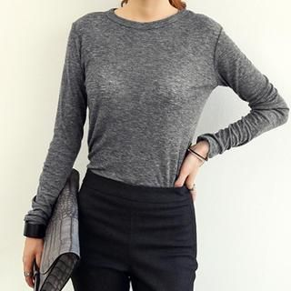 Buy 'NANING9 – Crew-Neck T-Shirt' with Free International Shipping at YesStyle.com. Browse and shop for thousands of Asian fashion items from South Korea and more!