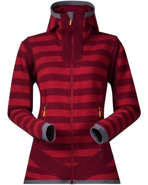 Damen Fleecejacke Hollvin Wool Lady Jacket | Jacken frauen