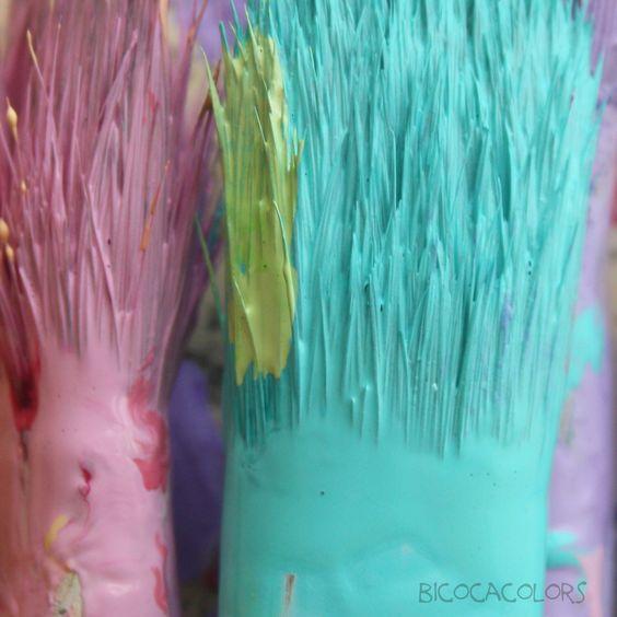 bicocacolors: pinceles