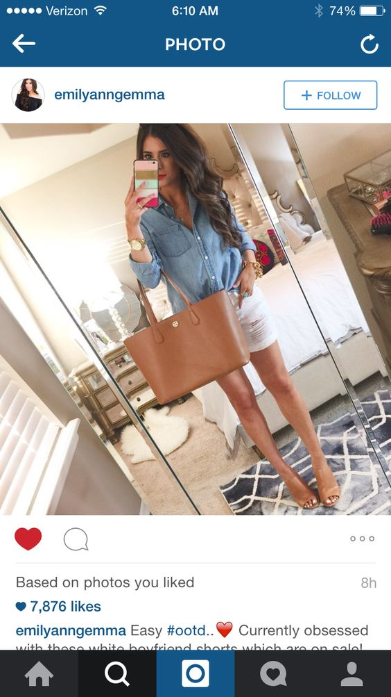 Effortless & Chic OOTD...I need those tan mules ASAP!