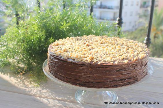 Cocina compartida: Tarta huesitos (La tarta más fácil del mundo)