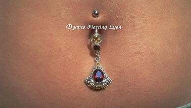 Vente de piercing nombril indonésien - Dyanco Piercing Lyon