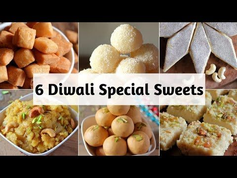 Diwali Special Sweets Recipes 6 Easy Sweets To Make This Diwali