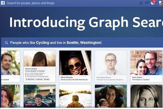 Facebook Graph Search за начинаещи