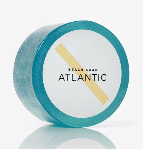 Baxter of California & Saturdays NYC Atlantic Beach Soap