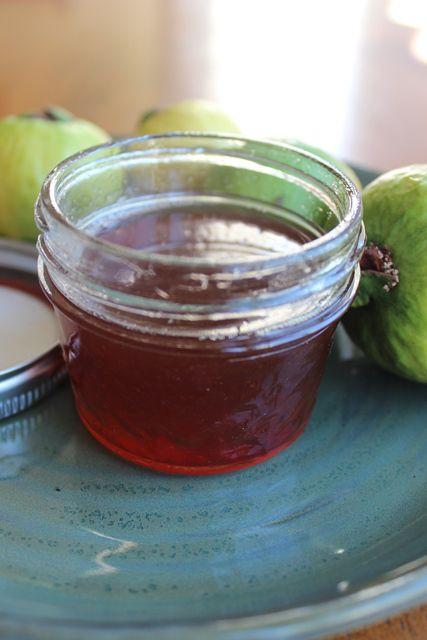Homemade Guava Jam Recipe