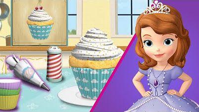 juegos de princesita sofia para jugar - YouTube