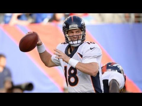 Is Peyton Manning unstoppable?