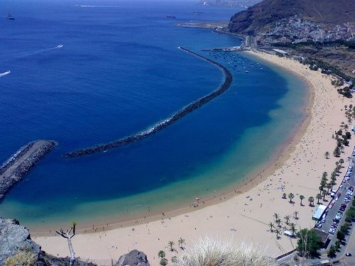 pictures of canary islands for pinterest | Tenerife, Canary Islands. Spring Break. It's happening. | WATER