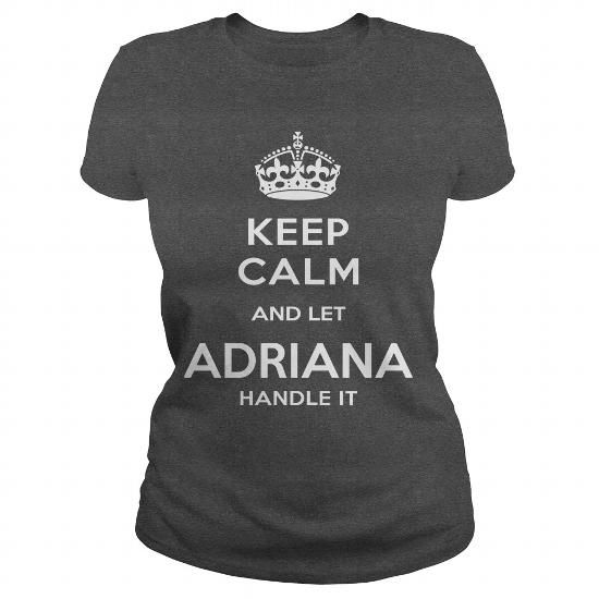 ADRIANA IS HERE. KEEP CALM - #mom shirt #shirt skirt. ADRIANA IS HERE. KEEP CALM, sweatshirt for girls,wrap sweater. HURRY =>...