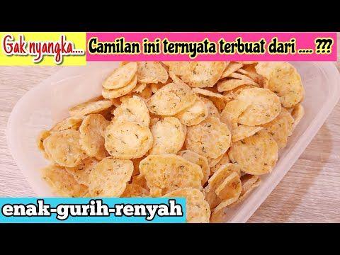 Membuat Basreng Renyah Anti Ribet Youtube Food Fried Food Breakfast
