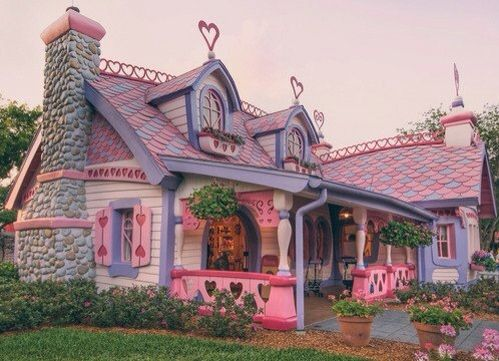 cheshire cat house