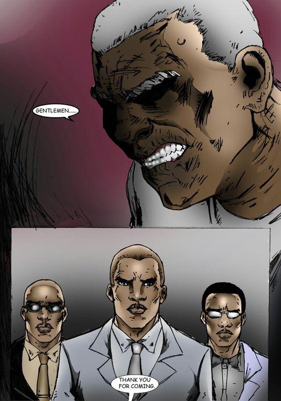 Zero Unit genesis issue 1 page 1