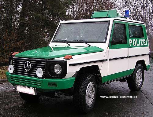 OG |Mercedes-Benz GE 280 | Polizei