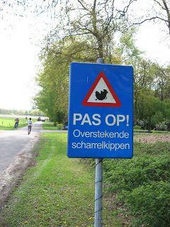 Als we het over het toppunt van diervriendelijkheid hebben! www.streekmolen.nl