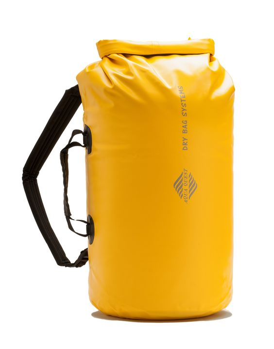Amazon.com : Aqua Quest Mariner 20 - 100% Waterproof Dry Bag Backpack - 20 Liter, Durable, Comfortable, Lightweight, Versatile - High Visibility Yellow : Boating Dry Bags : Sports & Outdoors