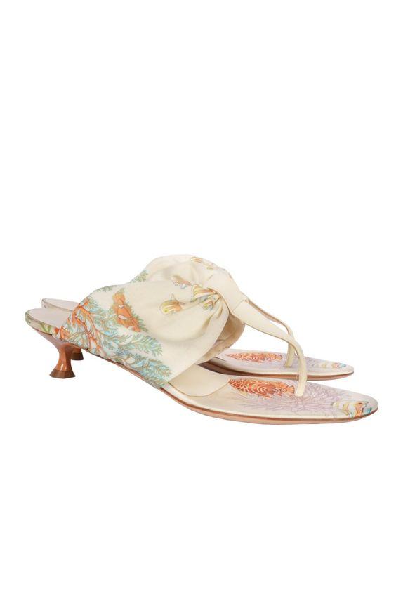 #Ferragamo Sandalen Size 38,5