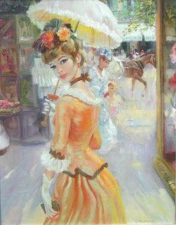 Antique Passion-Láminas Antiguas,Vintage,Retro...y manualidades varias: Ladies
