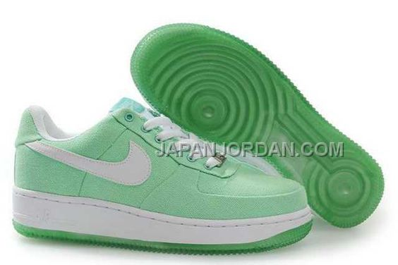 http://www.japanjordan.com/nike-air-force-1-low-womens-green-white-214862.html NIKE AIR FORCE 1 LOW WOMENS 緑 白 ホット販売 Only ¥7,598 , Free Shipping!