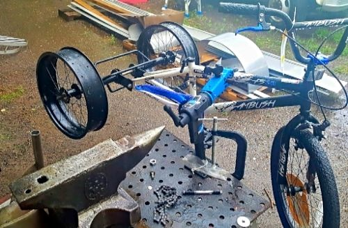 Adult Tricycles 3 Wheel Special Needs Bicycles Conversion Axle Kit