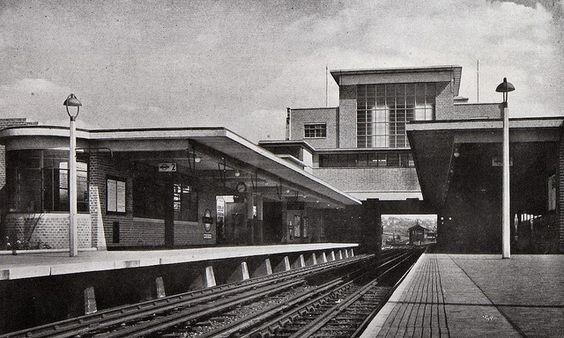 Rayners Lane 1946