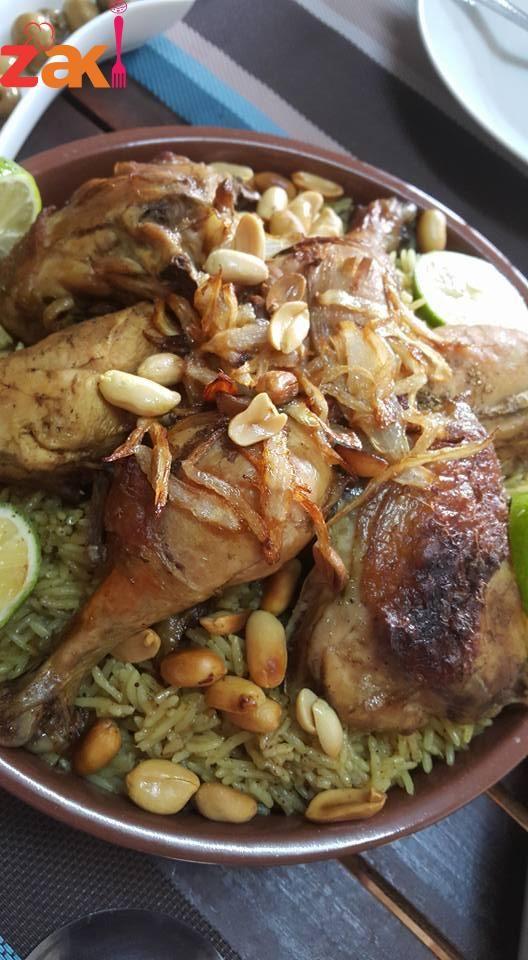 القدرة الخليلية بالخطوات المصورة زاكي Egyptian Food Palestinian Food Jordanian Food