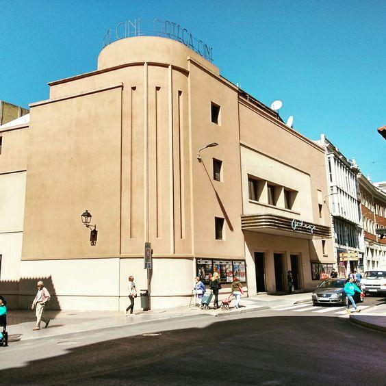 Teatro-cine Ortega, Palencia