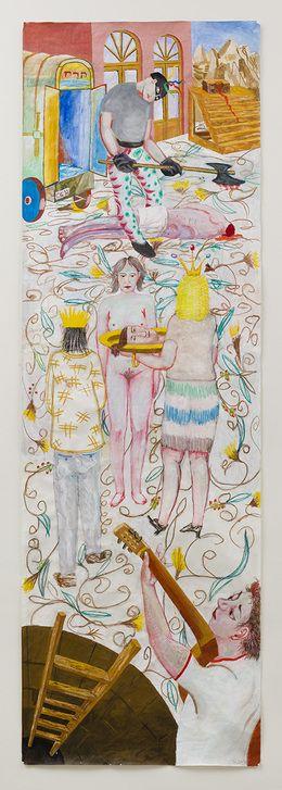 Charles Garabedian, 'Family Affair,' 2012, Betty Cuningham