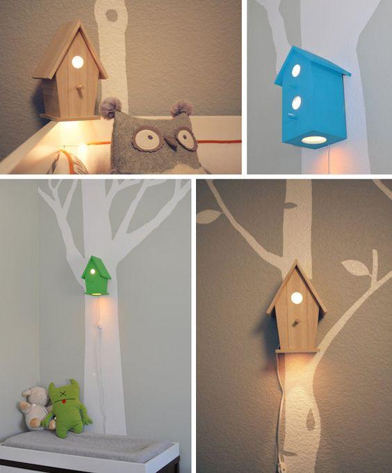 41 coolest night lights to buy or diy jungen f r kinder. Black Bedroom Furniture Sets. Home Design Ideas