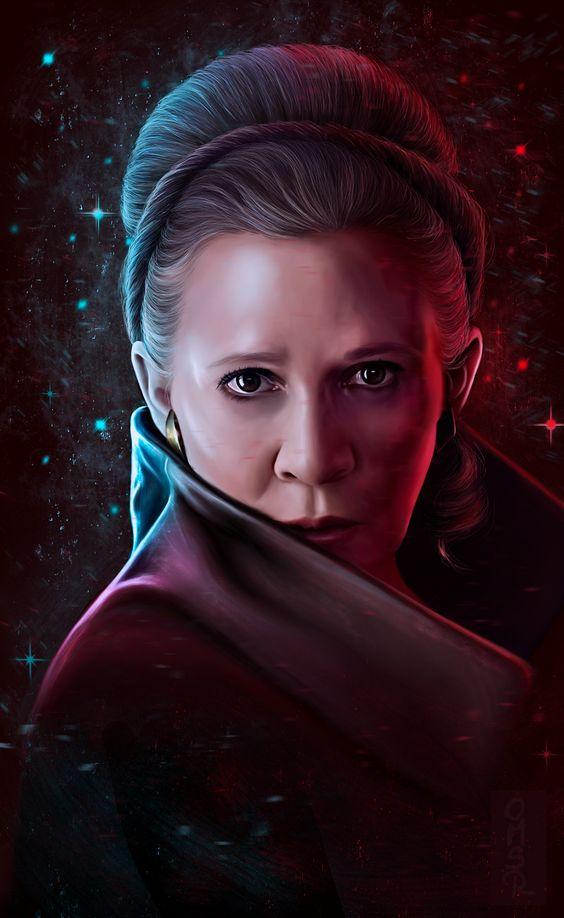 """General Leia Organa"""