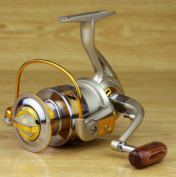 spinning fishing reel metal folding arm,left and right swaps, Fishing Reels