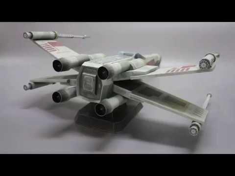 صناعة طائره ورقيه جميلة وبطريقة مدهشه Fighter Jets Aircraft