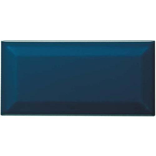 Carrelage Metro 7,5x15 coleur Bleu Ciel Brillant