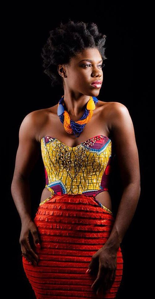 Gorgeous ~ African Style: