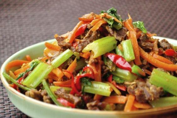 Los 5 mejores platos de origen chino (Recetas) | Informe21.com