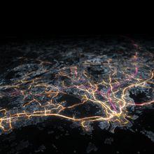 Helsinki Public Transportation Visualized