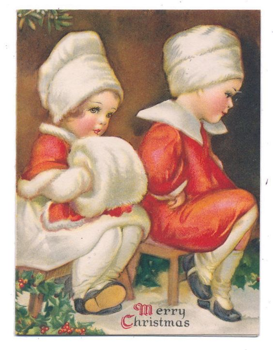 US $15.00 Used in Collectibles, Holiday & Seasonal, Christmas: Vintage (Pre-1946)