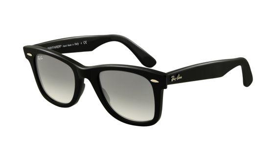 Original Wayfarer Black / Crystal Grey Gradient: Style Sophistication, My Multiple Styles, Ray Ban, Mensfashion Style, My Style