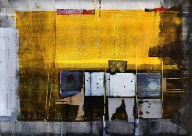 "Saatchi Art Artist Danila Menshikov; Painting, ""Rehearsal of the orchestra"" #art"