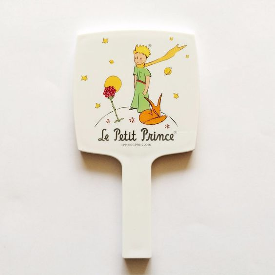 [Limited] SWISSPURE with Le Petit Prince Edition Promotional Square Mirror