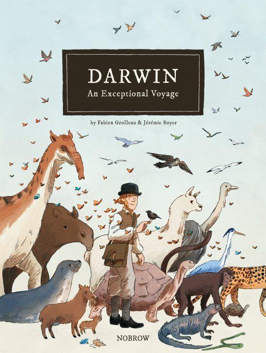 Darwin An Exceptional Voyage Hms Beagle Beagle Novels