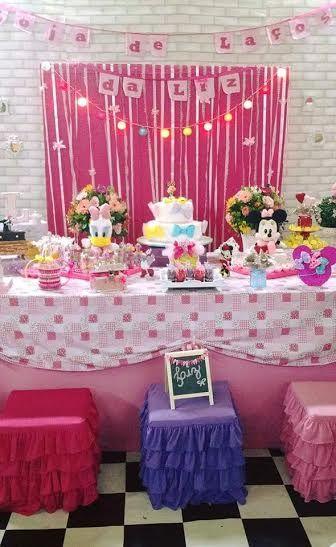 Decoração Lojas de Laços da Minnie By Quality Design Eventos