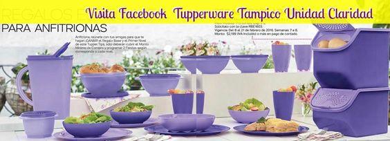 Compra o Vende Tupperware en Tampico,Altamira y Norte de Veracruz,Tel Tupperware  :8332928319 Visita:https://www.facebook.com/TupperwareTampicoClaridad