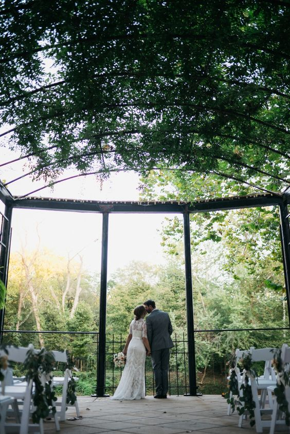 Lalumondiere River Mill And Gardens Wedding