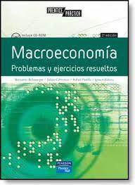 Macroeconomía : problemas y ejercicios resueltos / B. Belzunegui ... [et. al.]