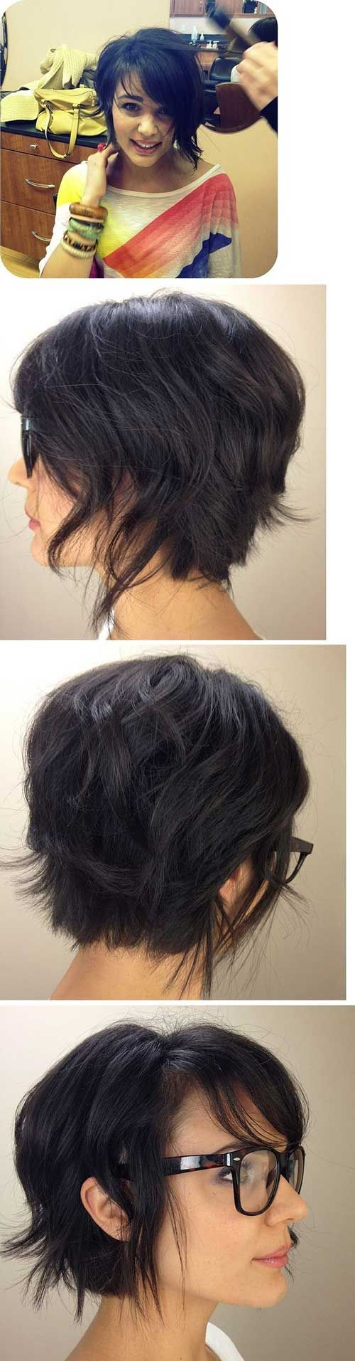 Pixie Short Hair Styles Back Pictures: